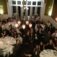Photo taken at Langtry Manor Hotel by Marie M. on 9/5/2013