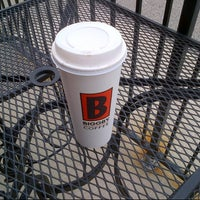 Photo taken at Biggby Coffee by George G. on 4/20/2013