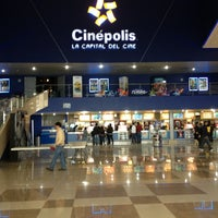 Photo taken at Cinépolis by Miguel A. on 7/5/2013