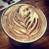Photo taken at Brick Lane Coffee by Michelle B. on 5/13/2013