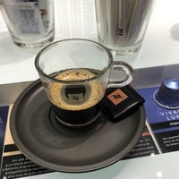 Photo taken at Nespresso Boutique by Tamires C. on 9/10/2016