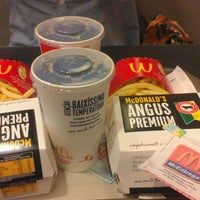 Photo taken at McDonald's by Luana C. on 3/15/2013