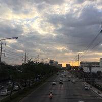 Photo taken at Chaeng Watthana Road by PARRn on 12/22/2016