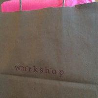 Photo taken at Workshop by Caroline C. on 10/30/2014