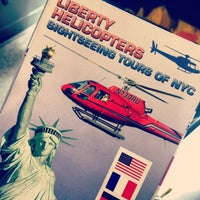 Photo taken at Liberty Helicopter Tours by Sumit 'DulhanExpo' A. on 6/16/2013