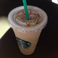 Photo taken at Starbucks by Megan T. on 11/18/2013