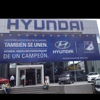 Photo taken at Hyundai Colombia Automotriz by Fernando G. on 8/31/2013