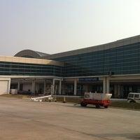 Photo taken at Lal Bahadur Shastri International Airport, Varanasi (VNS) by Koichi A. on 12/26/2012