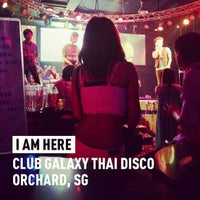 Photo taken at Club Galaxy Thai Disco by Kazuhiro C. on 5/14/2013