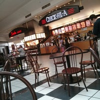 Photo taken at The Mall at Fairfield Commons by Chris T. on 4/10/2013