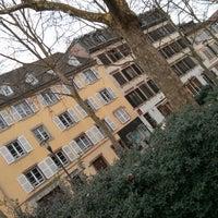 Photo taken at Place Saint-Nicolas aux Ondes by Gilles P. on 3/28/2013