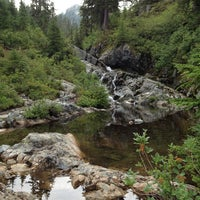 Photo taken at Snow Lake Trailhead by Hoff on 9/7/2013