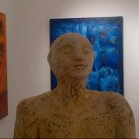 Photo taken at X Espacio de Arte by Octavio A. on 11/6/2012