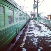 "Photo taken at Автовокзал ""Егорьевск"" by Anastasia K. on 3/26/2013"