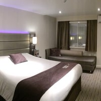 Photo taken at Premier Inn Heathrow Airport M4 J4 by Mark W. on 9/6/2014