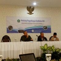 Photo taken at Selabintana Resort Hotel Sukabumi by Neng U. on 9/19/2014