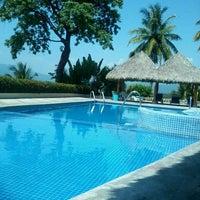Photo taken at Villas del palmar by Paoh W. on 8/14/2013