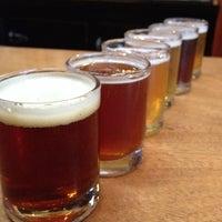 Photo taken at Social Kitchen & Brewery by Jason E. on 10/22/2013