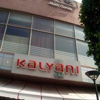 Photo taken at Kalyani Veg by Nattee น. on 6/10/2014