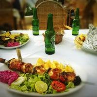 Photo taken at Thalassa Greek Taverna by Samir A. on 2/16/2013