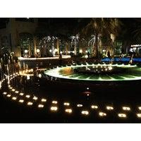 Photo taken at Dubai Marina Walk by Abdulrahman A. on 6/8/2013