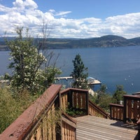 Photo taken at Lake Okanagan Resort Kelowna by Nataliya E. on 6/12/2014