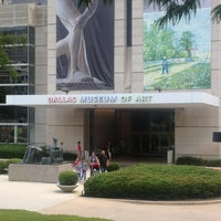 Photo taken at Dallas Museum of Art by Dany A. on 8/4/2013
