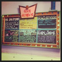 Photo taken at Amy's Ice Creams by David C. on 1/9/2013