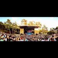 Photo taken at Santa Barbara Bowl by Wesley F. on 7/15/2013