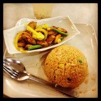 Photo taken at De Pauh Garden Restaurant & Cafe by Aryn San | 박. on 7/7/2013