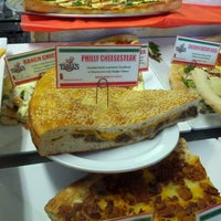 Photo taken at Tony's Pizzeria & Restaurant by Jinni on 7/21/2013
