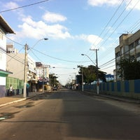 Photo taken at Avenida Santa Leopoldina by Vinicius F. on 6/16/2013