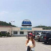 Photo taken at Gangneung Stn. by neko h. on 7/10/2014