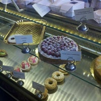 Photo taken at La Gourmandine Bakery by Ryan D. on 3/2/2013