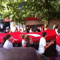 Photo taken at İstasyon Caddesi by Gazi H. on 6/1/2013