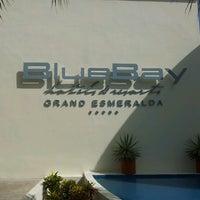 Photo taken at Blue Bay Grand Esmeralda by Convoy M. on 7/26/2013