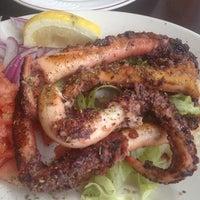 Photo taken at Steve's Greek Cuisine by Sofia R. on 6/16/2013