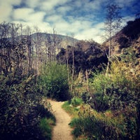 Photo taken at Gabrielino Trail Head by Mary S. on 3/3/2013