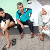 Photo taken at Alun-Alun Trenggalek by Ilfan Arif R. on 12/31/2015