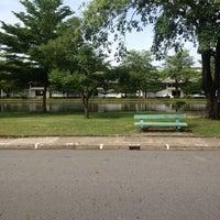 Photo taken at Ramkhamhaeng University by Nukoy E. on 6/24/2013