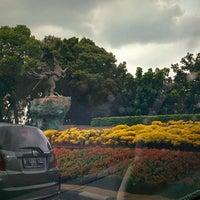 Photo taken at Patung Diponegoro by Sergei S. on 1/17/2015