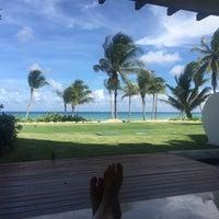Photo taken at Grand Velas Riviera Maya by Maria C. on 8/14/2016