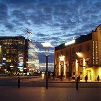Photo taken at Rautatientori by Julius K. on 5/9/2013