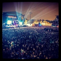 Photo taken at Foro Sol by hannogarcia on 6/9/2013