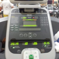 Photo taken at 24 Hour Fitness by Lorraine E. on 7/5/2013