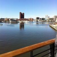 Photo taken at Four Seasons Hotel Baltimore by Derrick K. on 3/9/2013