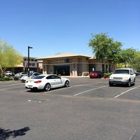 Photo taken at Chase Bank by Tony B. on 5/19/2014