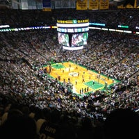 Photo taken at TD Garden by Alix G. on 4/28/2013