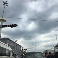 Photo taken at Lam Kralok Intersection by Pola S. on 8/9/2016