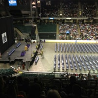 Photo taken at St. Charles Family Arena by Ryan M. on 5/26/2013